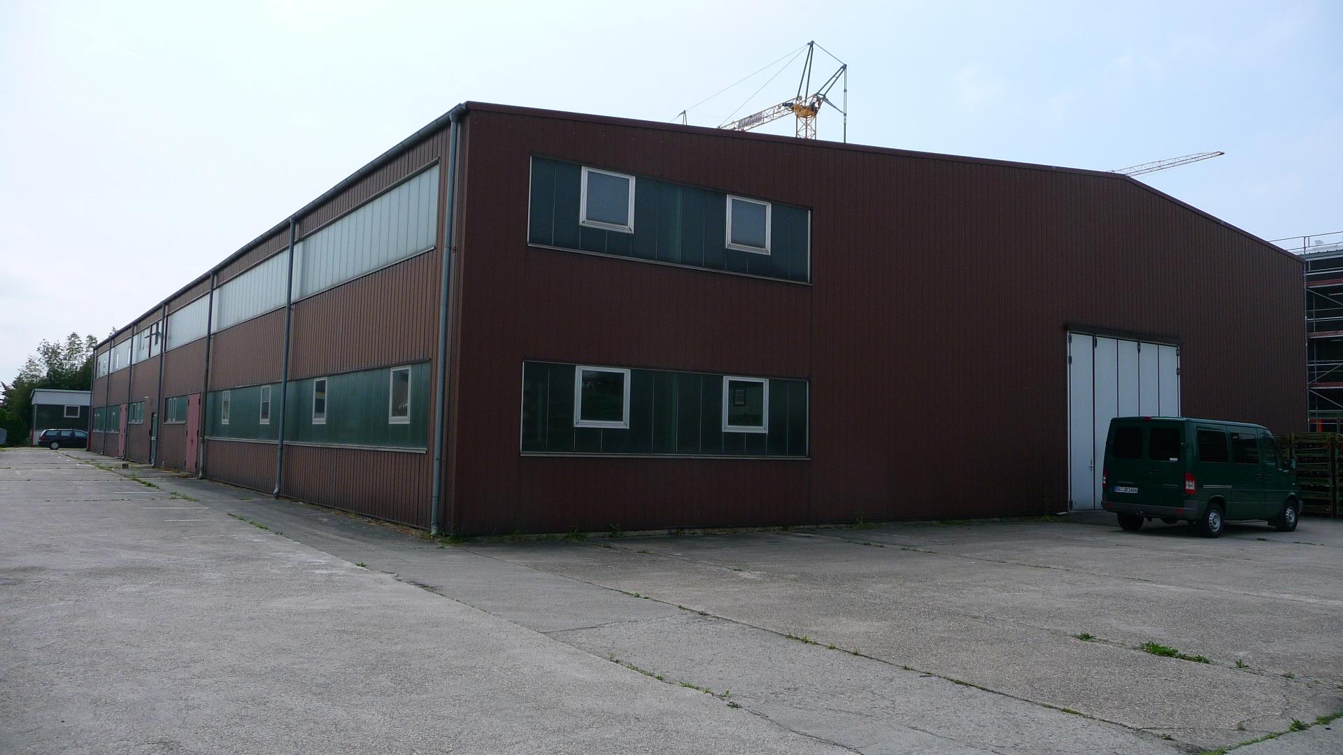 Produktionsgebäude verkaufen