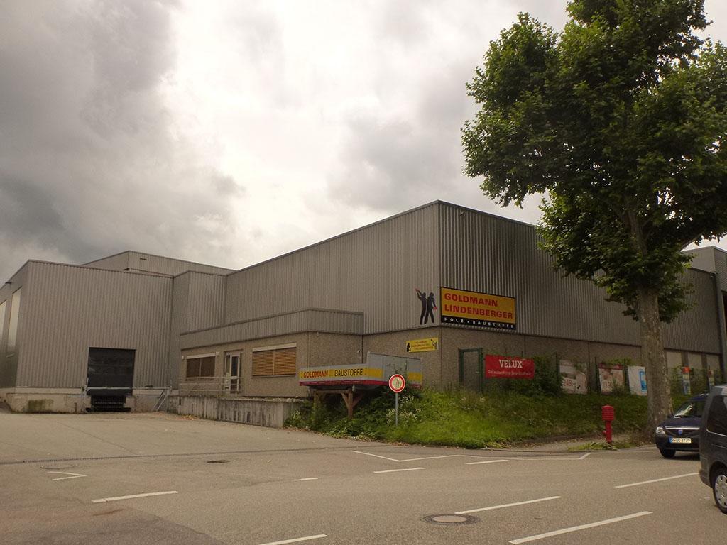 Fabrik vermieten